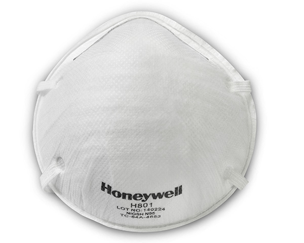 HONEYWELL TYP 'H801' ATEMSCHUTZ, N95 / FFP2